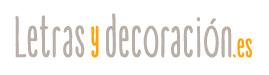 LOGO Letras y decoración