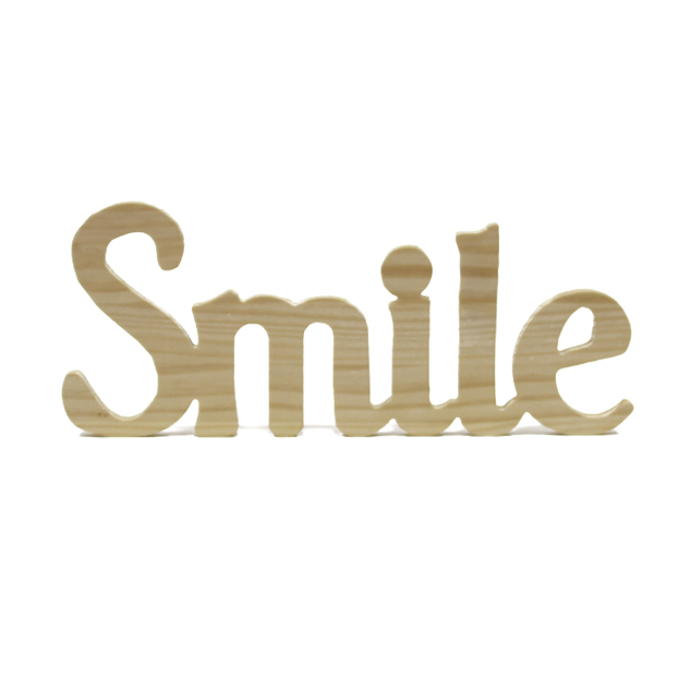 Letras decorativas smile venta y alquiler de letras - Letras decorativas pared ...