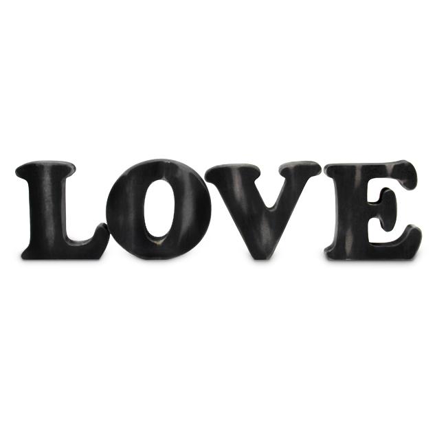 Decoracion Letras Love ~ love decorativo vintage letras de madera love hechas a mano y pintadas