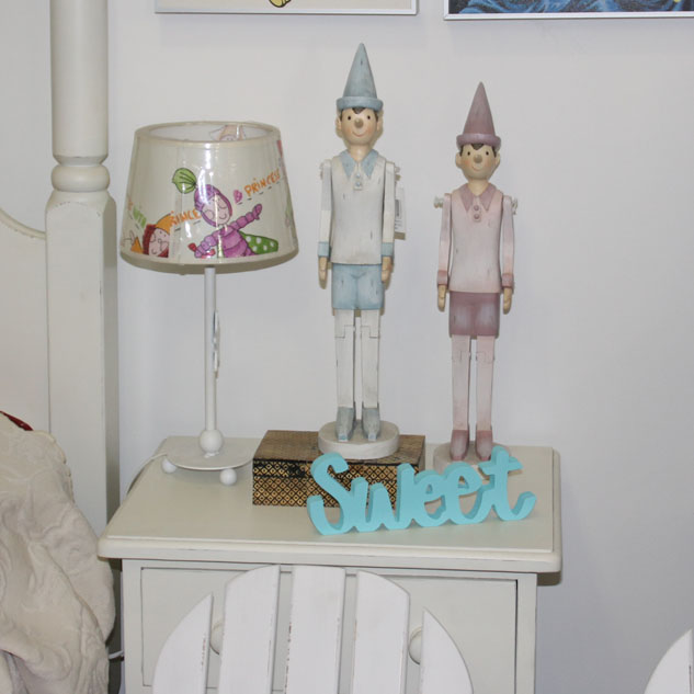 "LETRAS DECORATIVAS ""SWEET"""