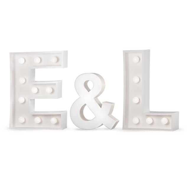 Alquiler letras luminosas venta y alquiler de letras for Letras luminosas decoracion